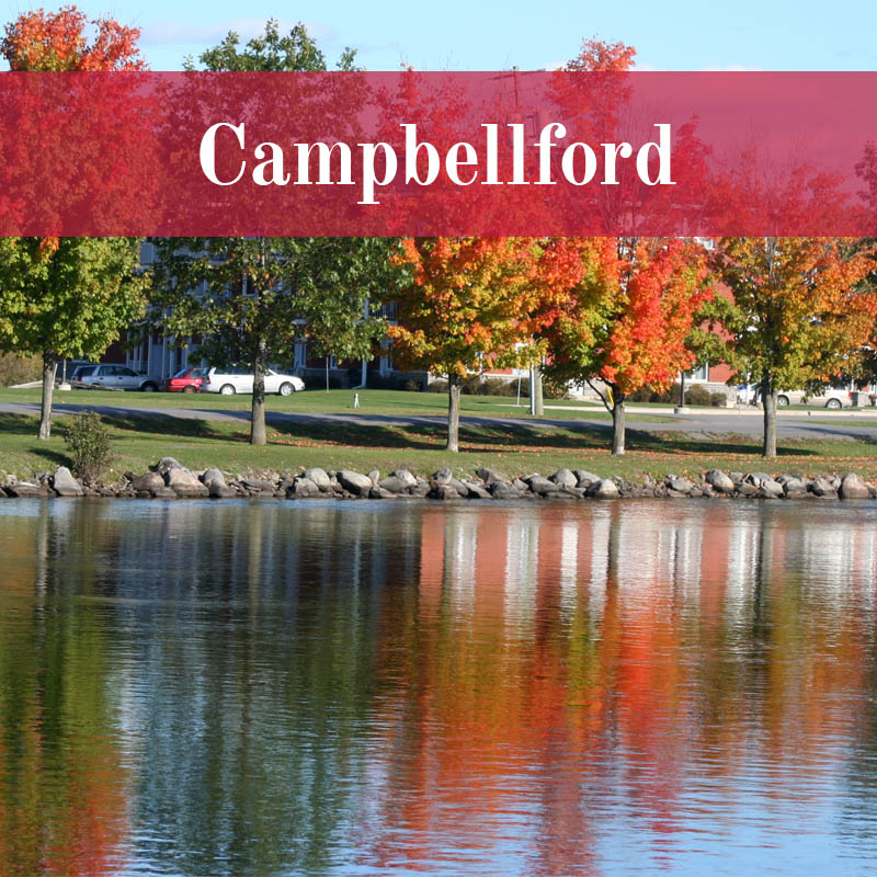 Campbellford, Trent Hills Ontario