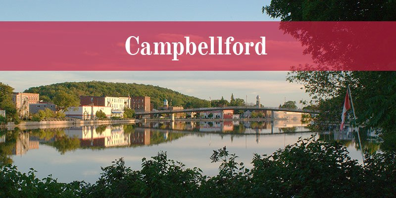 Campbellford, Trent Hills, Ontario