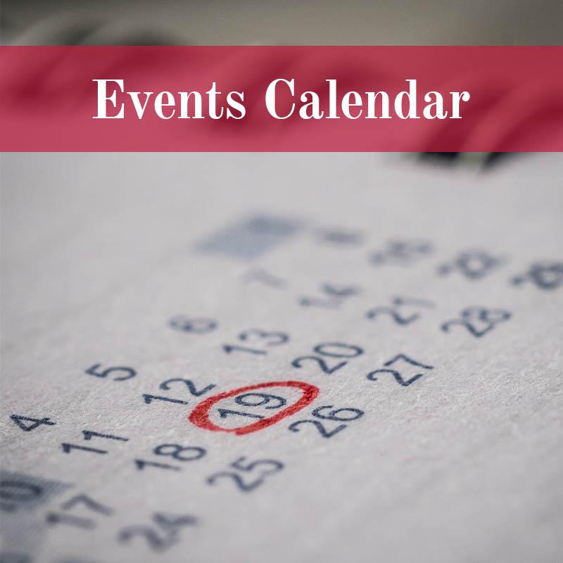 Events Calendar, Trent Hills Ontario
