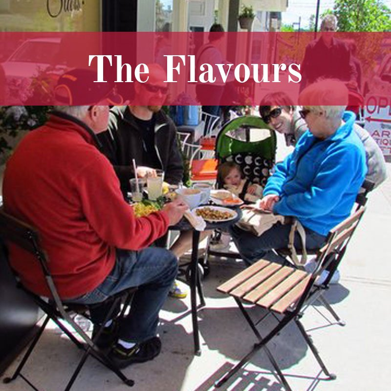 The Flavours, Trent Hills Ontario