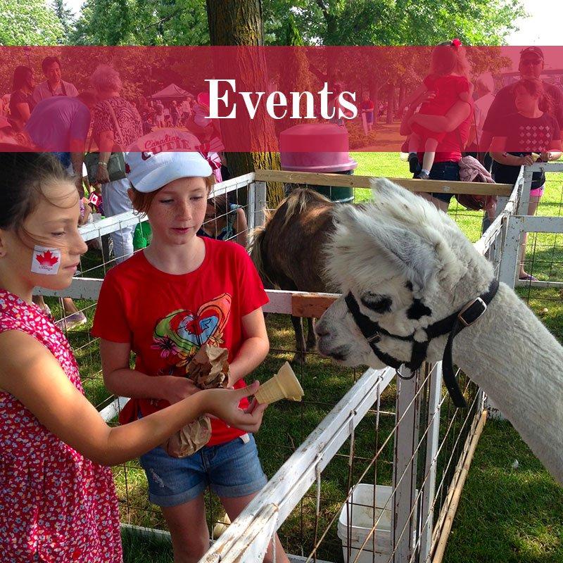 Events, Trent Hills Ontario