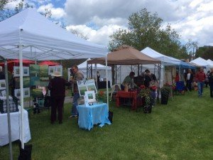Warkworth Art in the Park, Warkworth, Trent Hills, Ontario