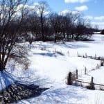Winter Getaway, Trent Hills, Ontario