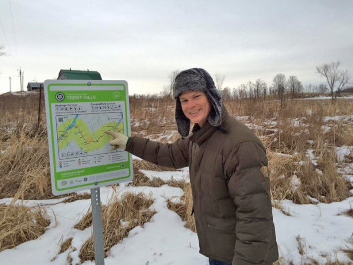 Trans Canada Trail, Campbellford, Hastings, Trent Hills, Ontario