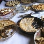 Warkworth Pie Contest, Warkworth, Trent Hills, On