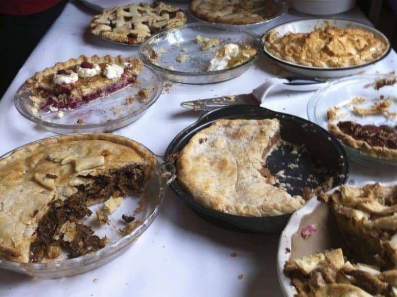 Warkworth Pie Contest, Warkworth, Trent Hills, On