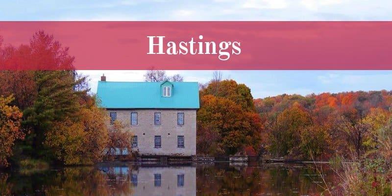 Hastings Ontario