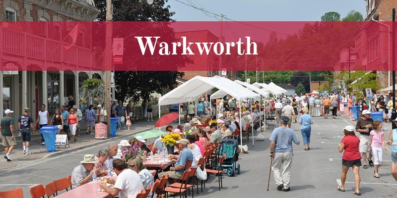 Warkworth Ontario