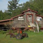 Curles Maple Museum, Campbellford, Trent Hills, Ontario, Canada