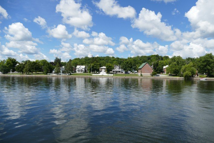 Campbellford waterfront