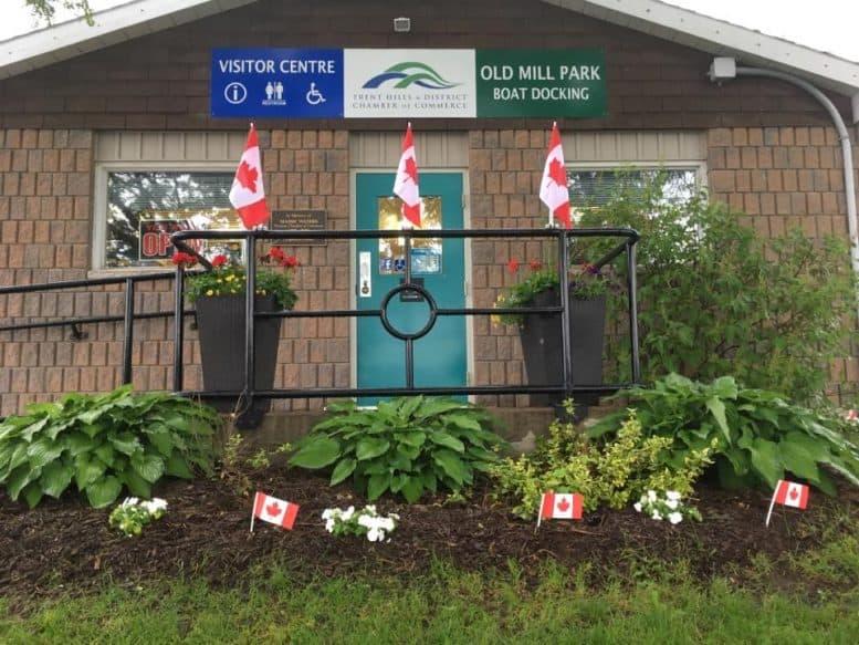 Trent Hills Visitor Centre, Campbellford, Trent Hills, Ontario