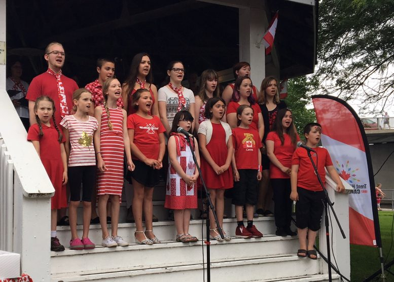 Canada Day Celebrations in Trent Hills