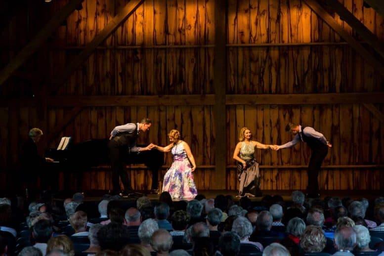Westben Arts Festival Theatre