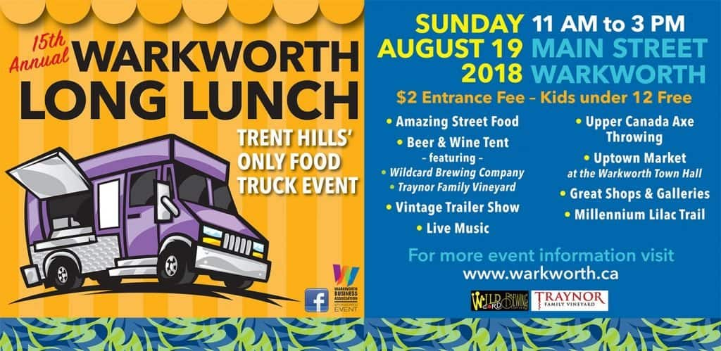 Warkworth Lung Lunch, Warkworth, Trent Hills, Northumberland County, Ontario