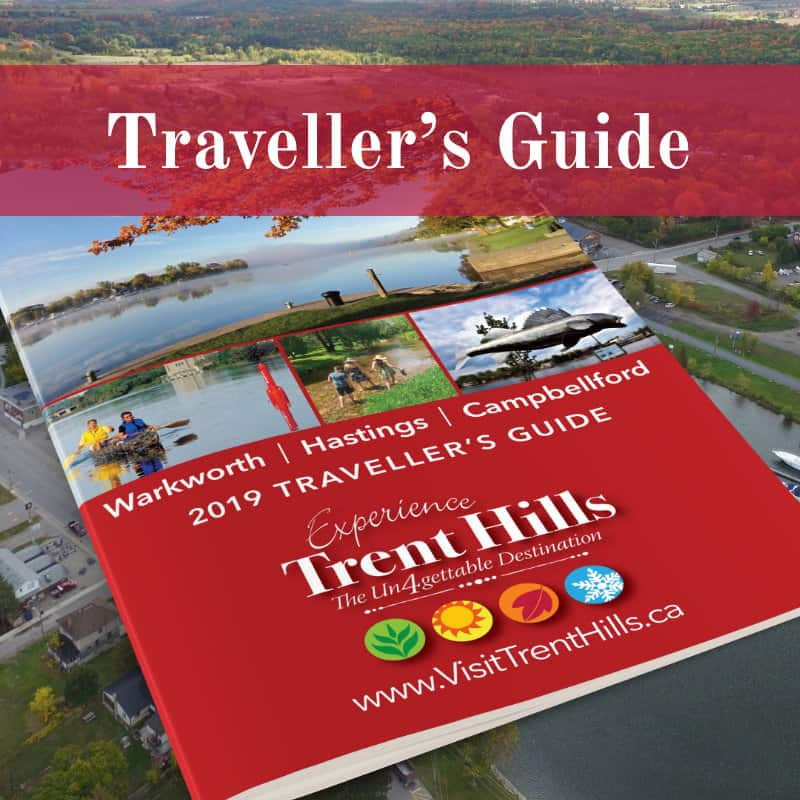 Travellers Guide, Trent Hills Ontario