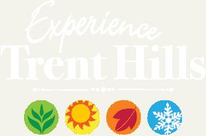Trent Hills Logo White 300w