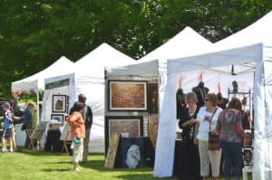 Warkworth Art In the Park