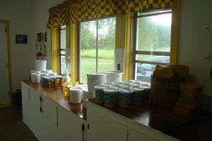 Campbells Honey House, Warkworth, Trent Hills, Ontario