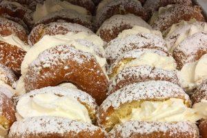Dooher's Bakery donuts